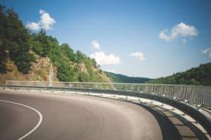 Tortuous vs Torturous mountain road