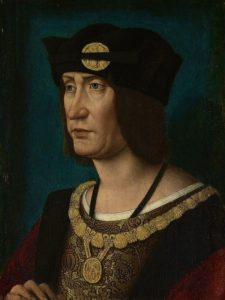 Anagrams and King Louis XII
