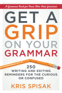 Get a Grip on Your Grammar Book Cover