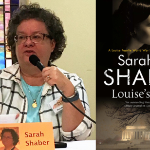 Sarah Shaber editing interview