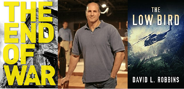 David L. Robbins interview