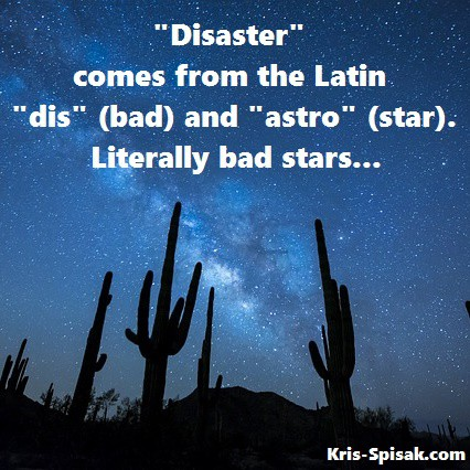 Disaster - Bad Stars