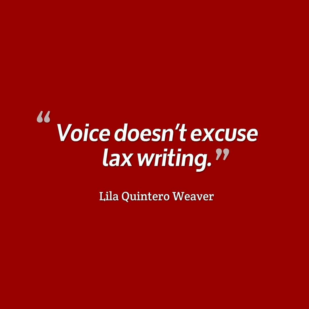 Lila Quintero Weaver-voice quote