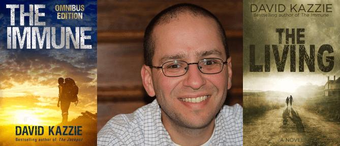 David Kazzie editing interview
