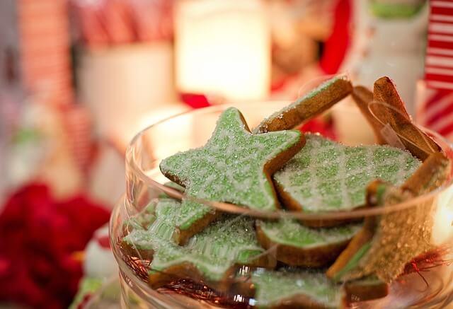 Apostrophes Christmas Cards Cookies Kris Spisak