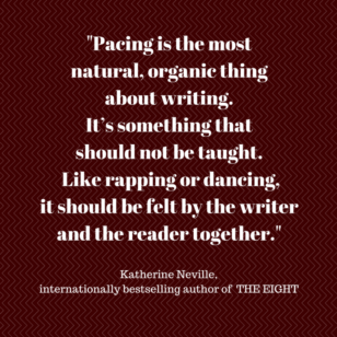 Authors on Editing: Interview with Katherine Neville