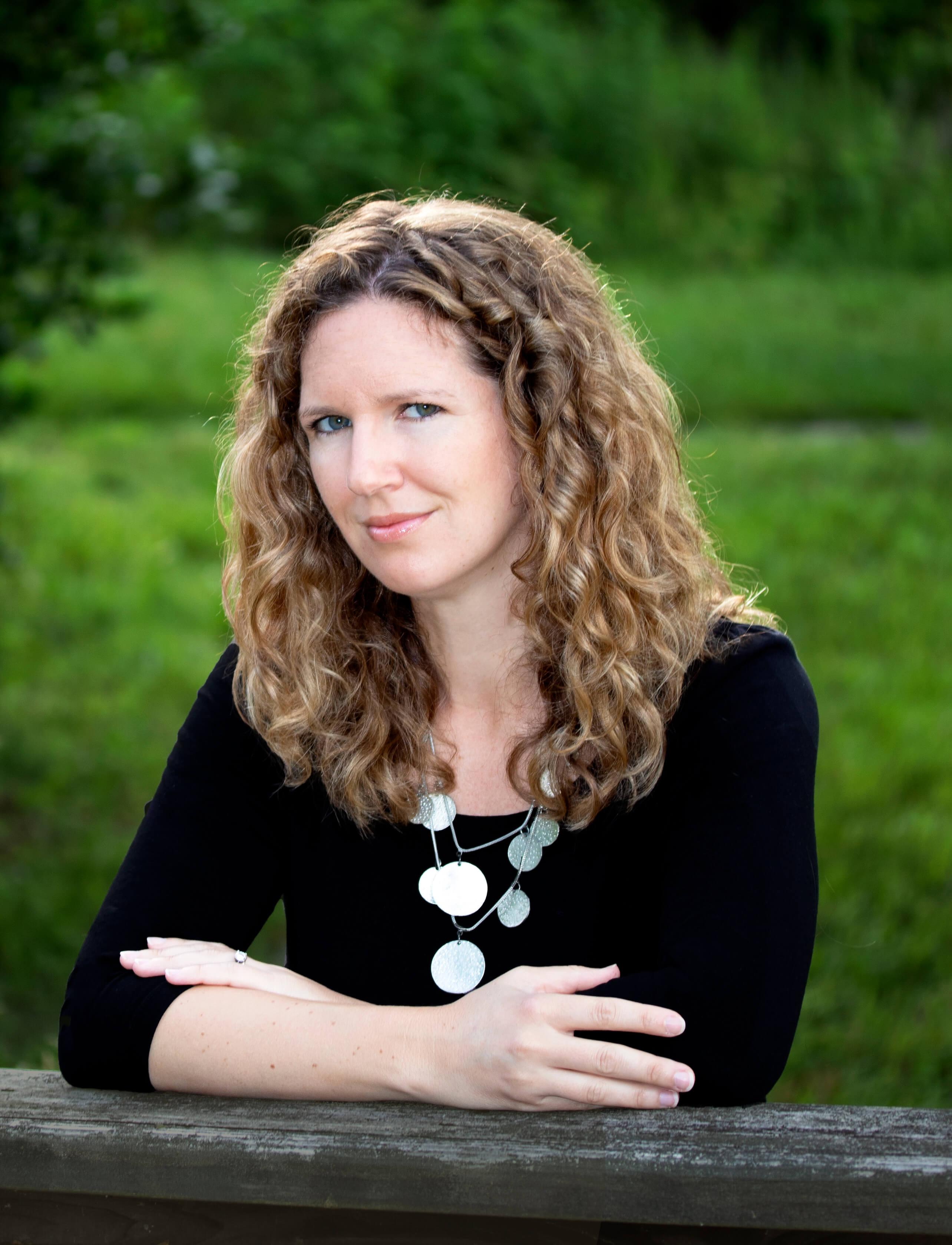 Kris Spisak - author - editor