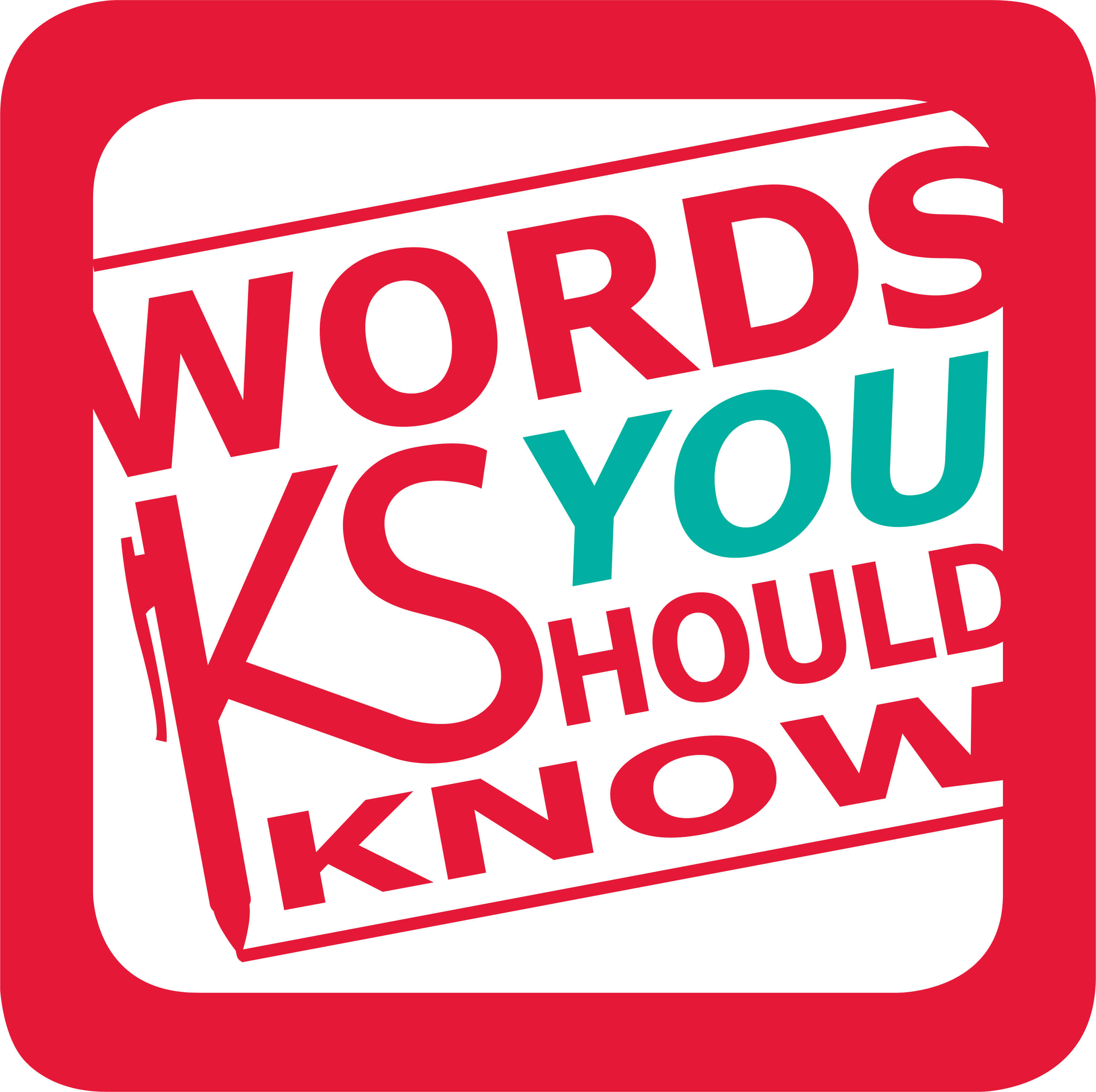 Words You Should Know podcast by Kris Spisak