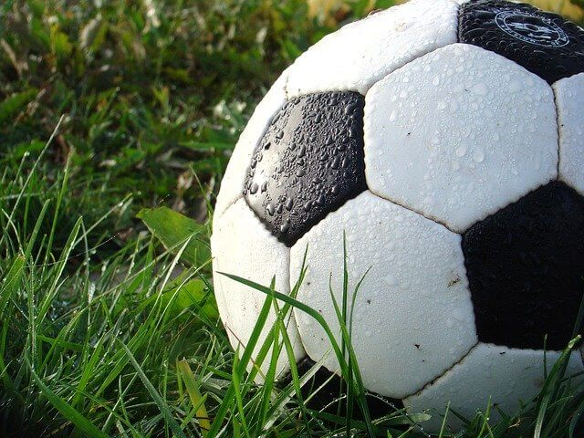 """Why """"Soccer"""" instead of """"Football"""" - ball"""