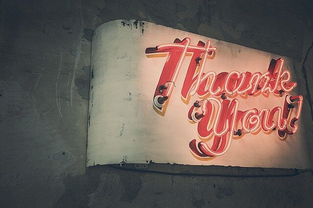 """""""Acknowledgments"""" or """"Acknowledgements"""" - thank you"""